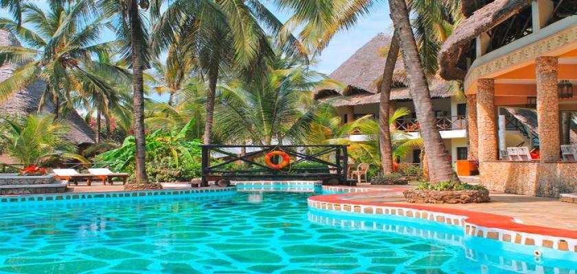 Kenya, Watamu - Aquarius Club International 4