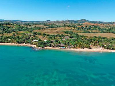 Madagascar, Nosy Be - Corail Noir Hotel
