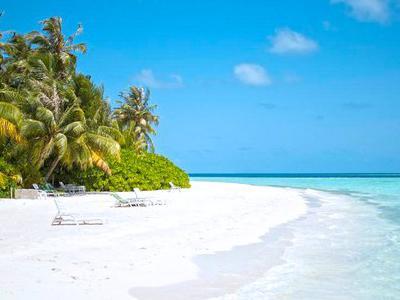 Maldive, Male - Biyadhoo Island Resort