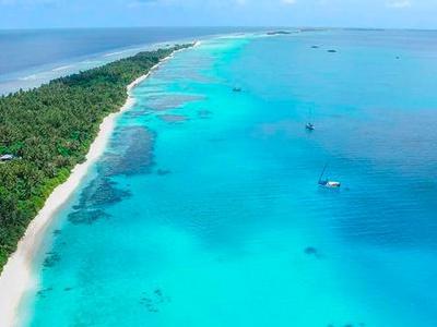 Maldive, Male - Dhiguveli Hotel