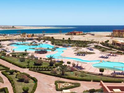 Egitto Mar Rosso, Marsa Alam - El Malikia Abu Dabbab Beach