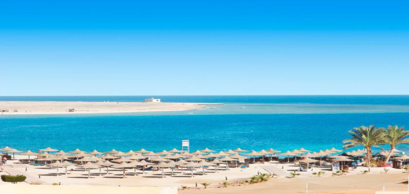 Egitto Mar Rosso, Marsa Alam - El Malikia Abu Dabbab Beach 3