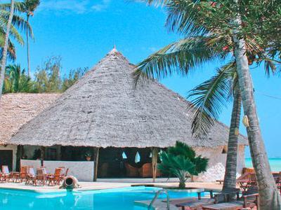 Zanzibar, Zanzibar - Coral Reef Beach Resort