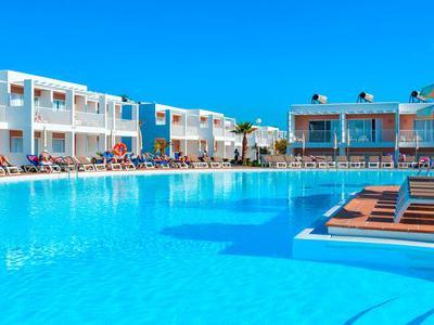 Spagna - Canarie, Fuerteventura - Hotel Bahia De Lobos