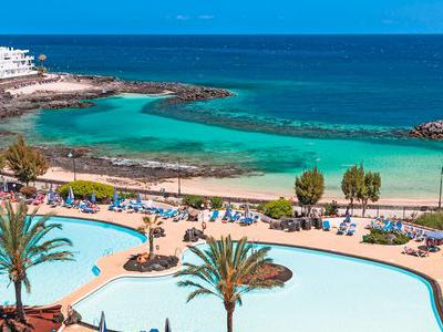 Spagna - Canarie, Lanzarote - Hotel Grand Teguise Playa