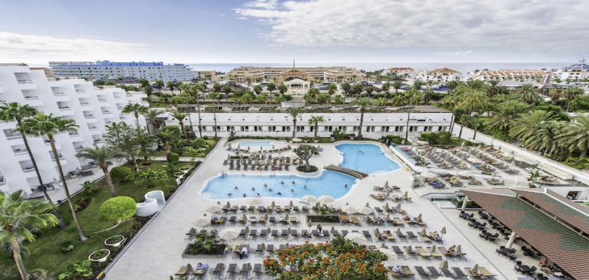 Spagna - Canarie, Tenerife - Spring Hotel Vulcano 0