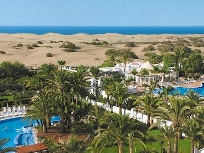 Spagna - Canarie, Gran Canaria - Riu Palace Maspalomas