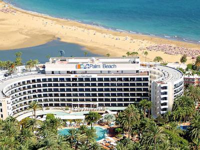 Spagna - Canarie, Gran Canaria - Seaside Palm Beach