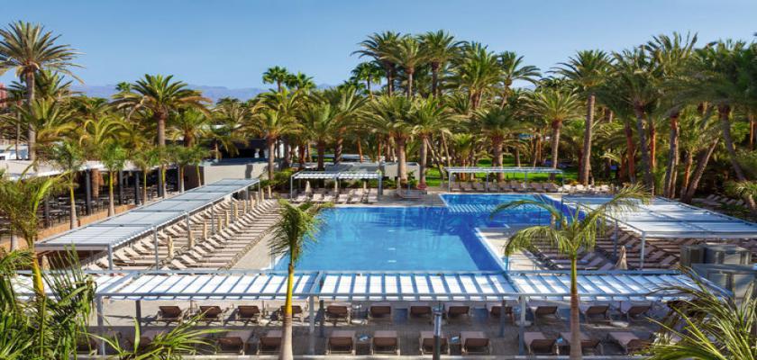 Spagna - Canarie, Gran Canaria - Riu Palace Oasis 1