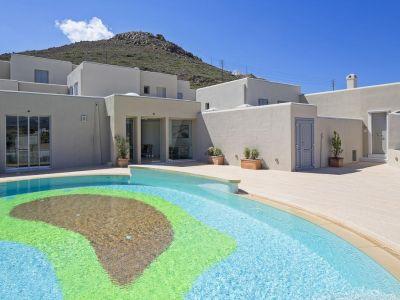 Grecia, Naxos - Kouros Art Hotel Naxos