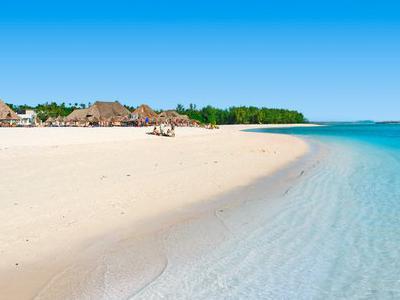 Zanzibar, Zanzibar - Eden Village Kendwa Beach Resort