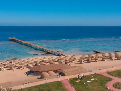 Egitto Mar Rosso, Marsa Alam - Eden Village Onatti Beach Resort