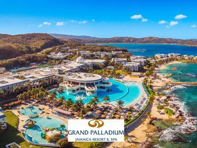 Giamaica, Montego Bay - Grand Palladium Jamaica Resort