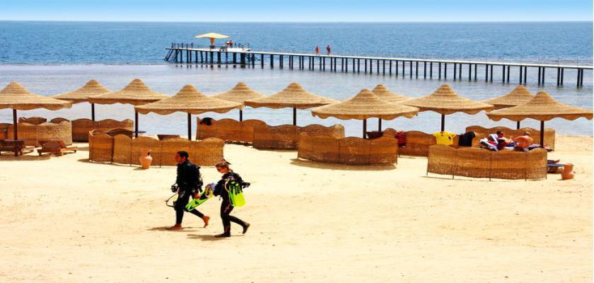 Egitto Mar Rosso, Marsa Alam - Happy Life Beach Resort 4