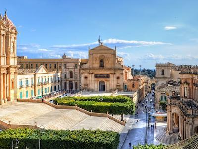 Italia, Sicilia - Curiosando In Sicilia-3 Stelle