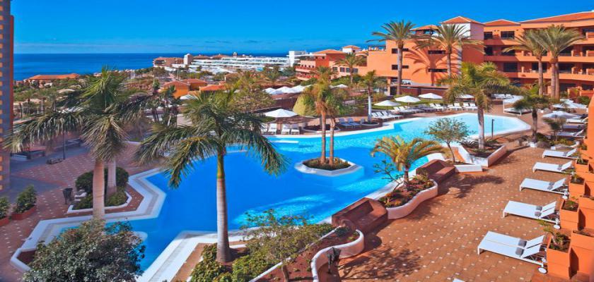 Spagna - Canarie, Tenerife - Melia' Jardines Del Teide 1