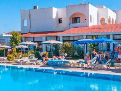 Grecia, Rodi - Hotel Lymberia