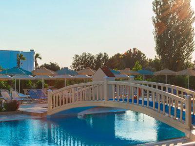 Grecia, Rodi - Hotel Memphis Beach