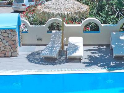 Grecia, Santorini - Hotel Artemis Santorini