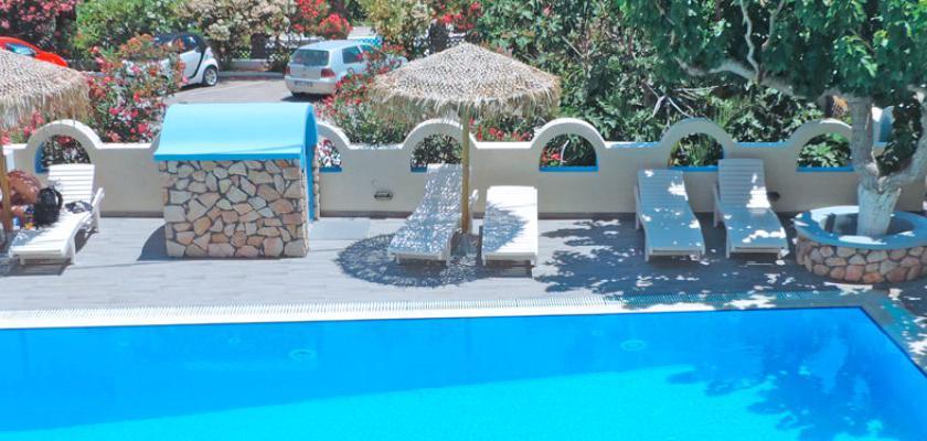 Grecia, Santorini - Hotel Artemis Santorini 0