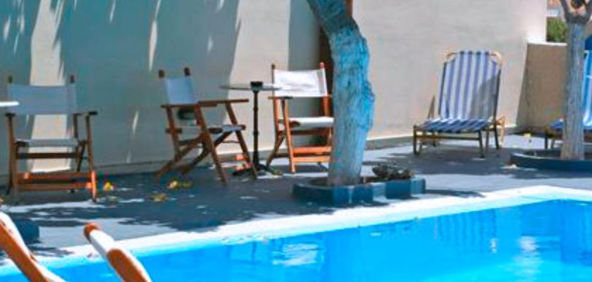 Grecia, Santorini - Hotel Artemis Santorini 1