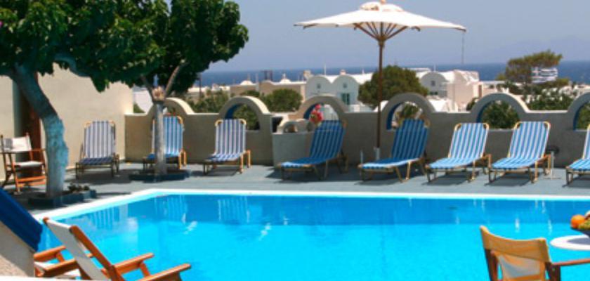Grecia, Santorini - Hotel Artemis Santorini 2