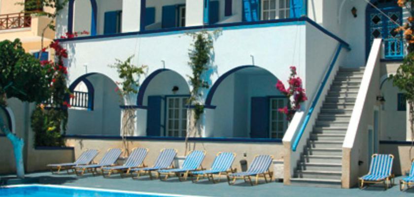Grecia, Santorini - Hotel Artemis Santorini 5