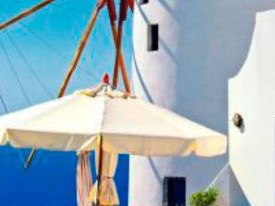 Grecia, Santorini - Hotel King Thiras