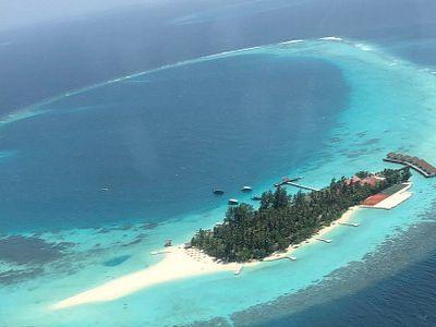 Maldive, Male - Maayafushi
