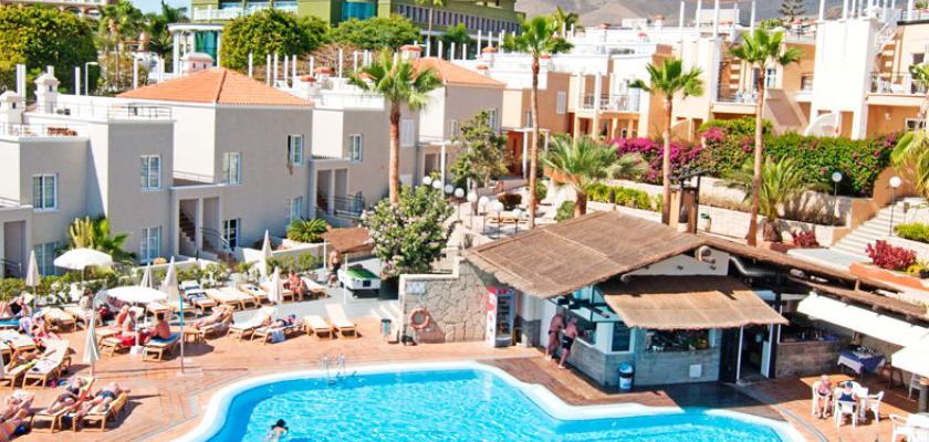 Spagna - Canarie, Tenerife - Los Olivos Beach Resort 0