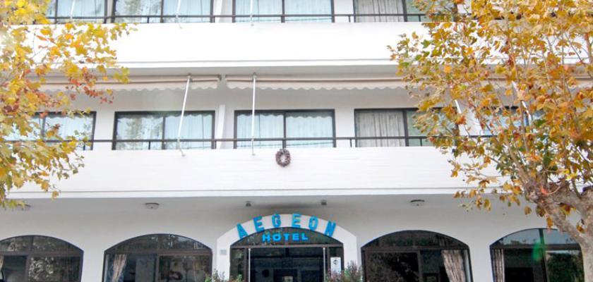Grecia, Kos - Hotel Aegeon 0