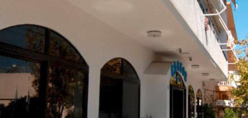 Grecia, Kos - Hotel Aegeon 1