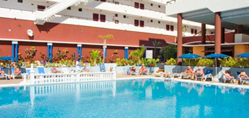 Spagna - Canarie, Tenerife - Hotel E Appartamenti Caledonia Udalla Park 0
