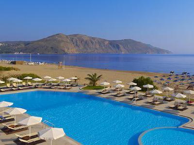 Grecia, Creta - Seaclub Pilot Beach Resort