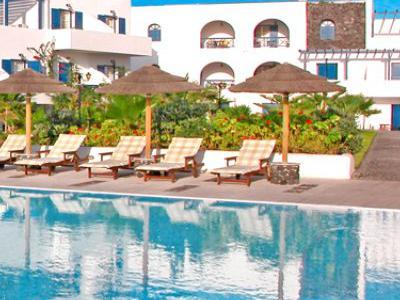Grecia, Santorini - Hotel Mediterranean White