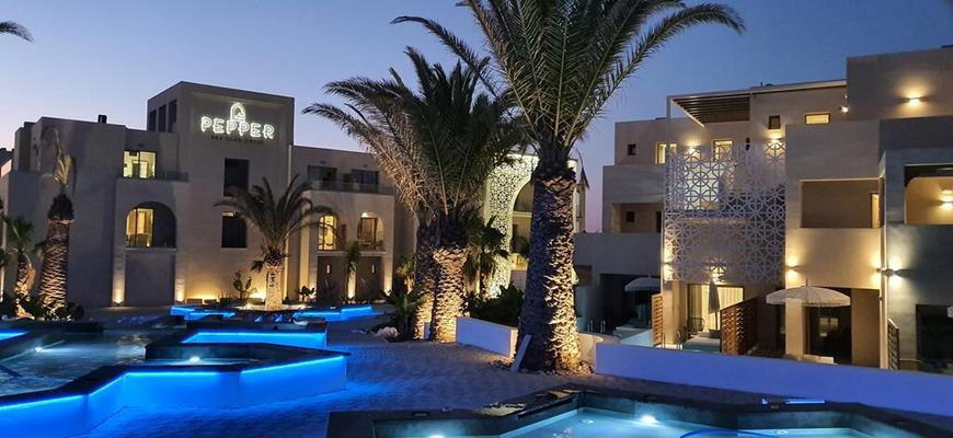 Grecia, Creta - Pepper Club Hotel 3