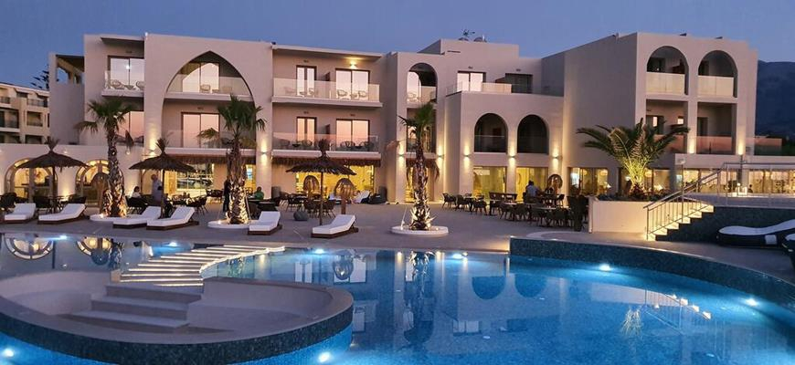 Grecia, Creta - Pepper Club Hotel 6