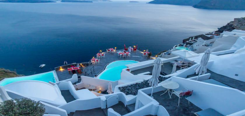 Grecia, Santorini - Andronis Boutique Hotel 0