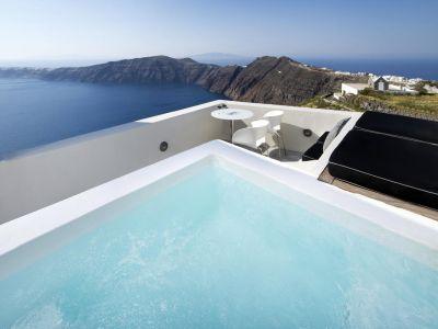 Grecia, Santorini - Avaton Resort & Spa