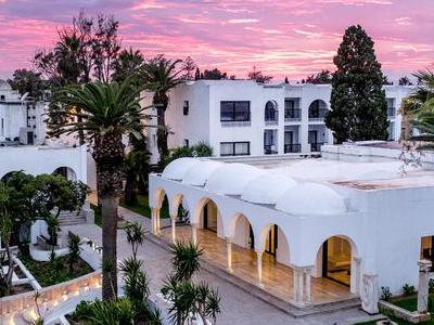 Tunisia, Hammamet - Lti Les Orangers Garden
