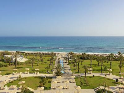 Tunisia, Mahdia - Royal El Mansour