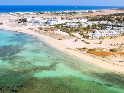 Tunisia, Djerba - Seabel Rym Beach