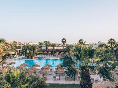 Tunisia, Djerba - Iberostar Mehari