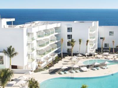 Spagna - Canarie, Lanzarote - Lava Beach