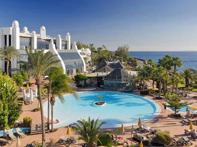 Spagna - Canarie, Lanzarote - H10 Timanfaya Palace