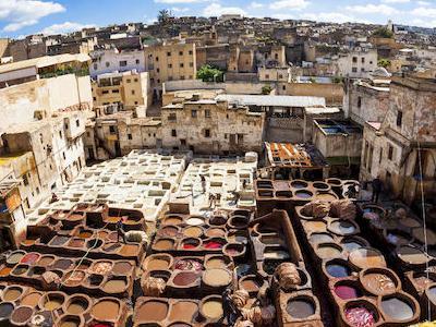 Marocco, Tour città Imperiali - Tour Citta'imperiali 1.categor