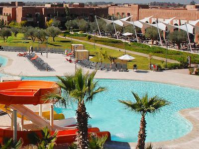 Marocco, Marrakech - Kenzi Agdal Medina