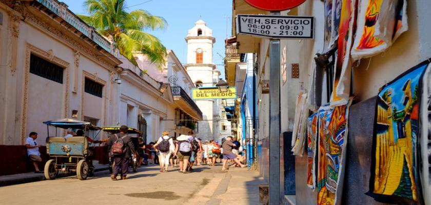 Cuba, Havana - Tejadillo Havana 1