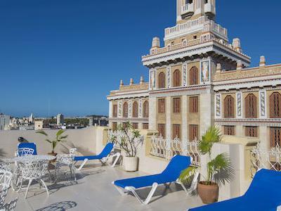 Cuba, Havana - Plaza Hotel Havana