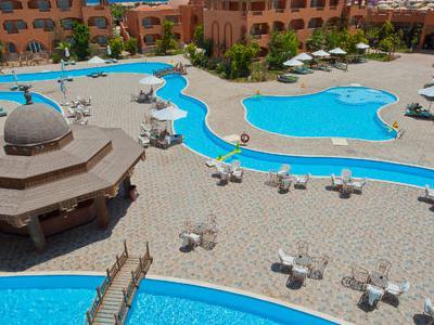 Egitto Mar Rosso, Marsa Alam - Garden Lagoon Resort